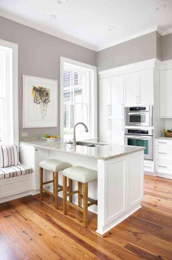 cocina pequeña - cocina abierta