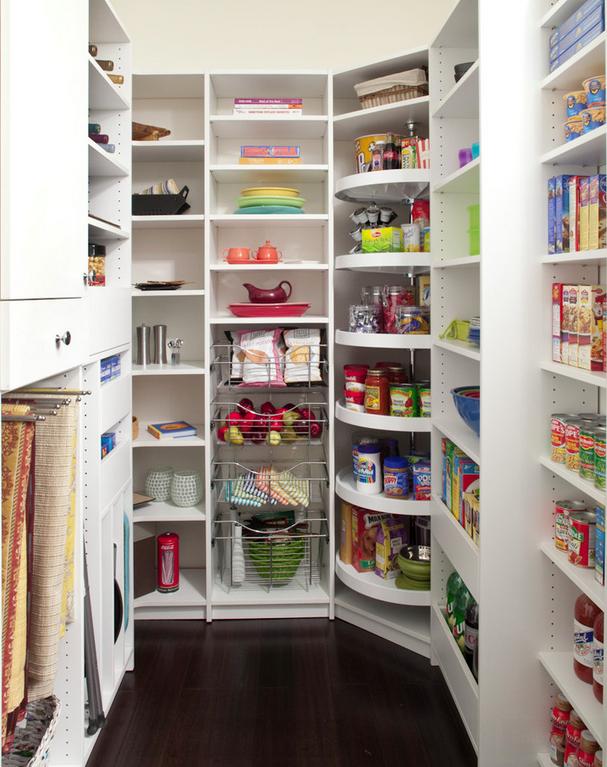 Cómo ganar espacio en una cocina pequeña