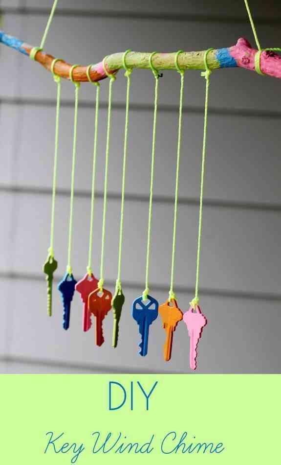 decorar con llaves