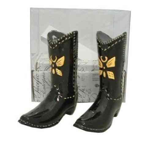 saleros originales - salero botas