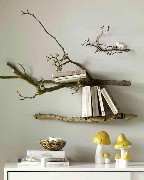 Como Decorar Con Ramas De Arboles - Arboles-de-decoracion