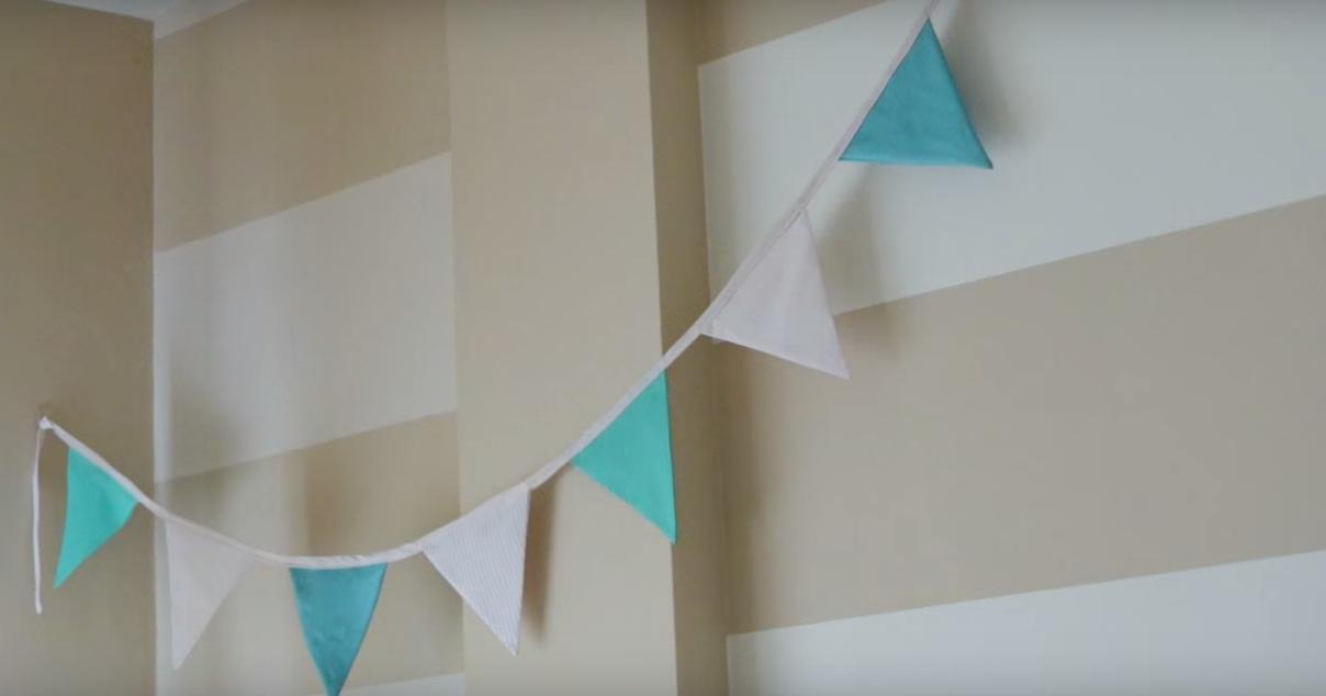 aprende a hacer tus propias guirnaldas para decorar - Hacer Guirnaldas