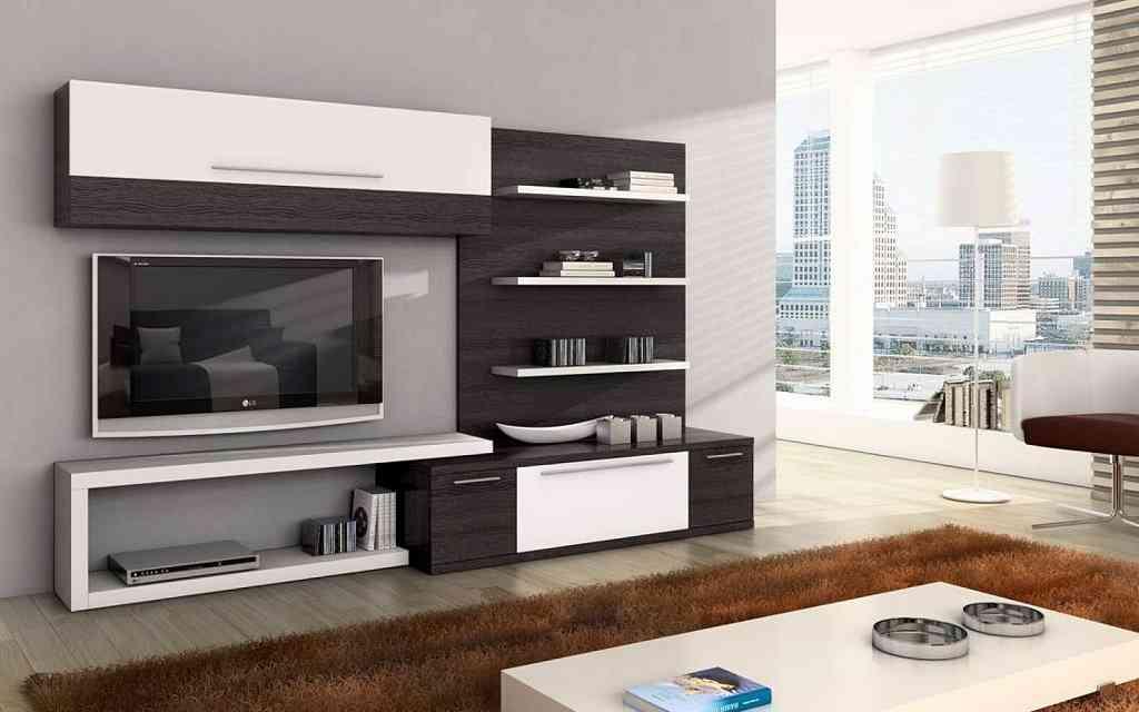 C mo debe ser el mejor mueble para tu televisi n for Mueble que se convierte en mesa