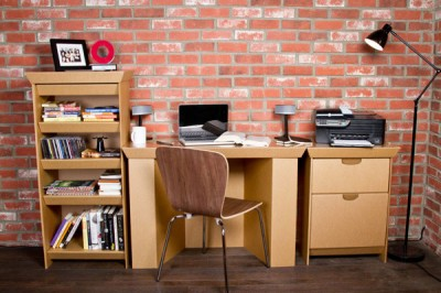 Muebles-de-carton-reciclable