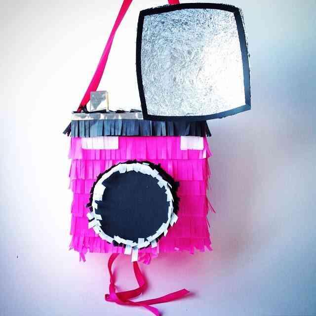 piñata para decorar una fiesta