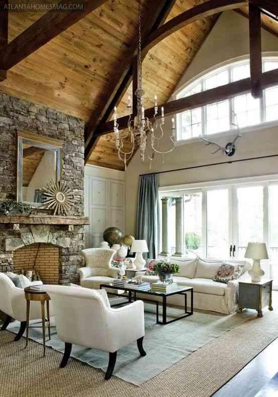 Consejos para decorar una casa de campo con elegancia for Consejos decorar casa