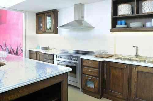 Cómo decorar una cocina con estilo rústico