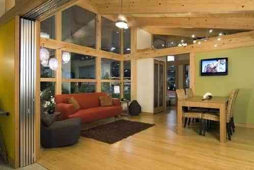 Decoraci n de interior en tu casa prefabricada - Tu casa prefabricada ...