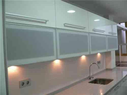 Iluminación de las cocinas