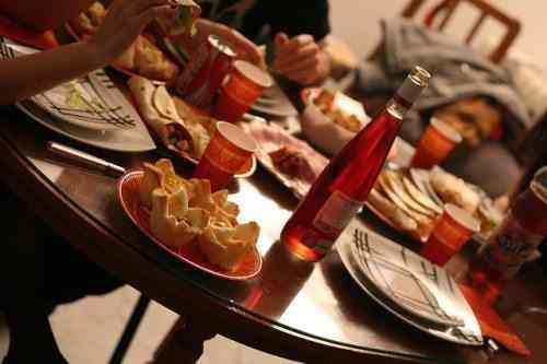 Elegir la mesa apropiada para tu cocina