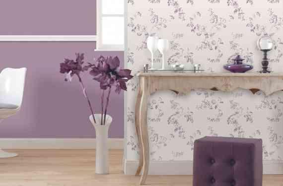 Decora tu recibidor con papel pintado - Papel pintado para recibidores ...