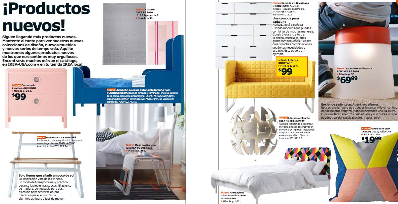 PRODUCTOS NUEVOS IKEA 2015