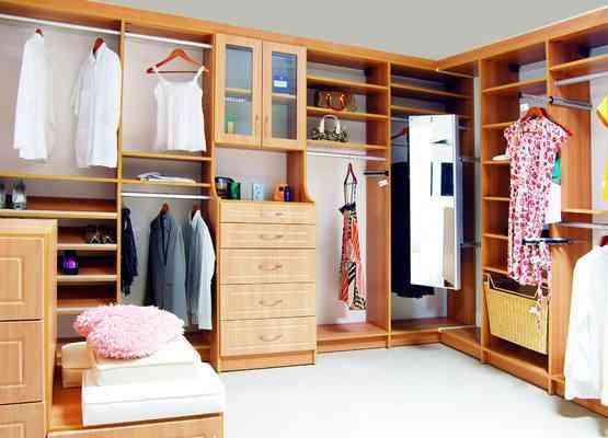 Crea y decora un vestidor en tu hogar