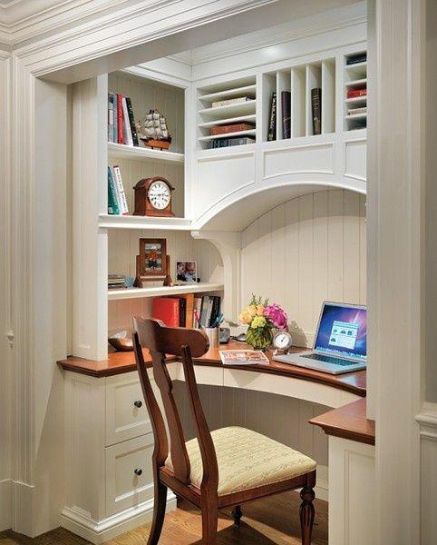 Crea tu despacho en casa en 5 pasos for Armarios para despachos