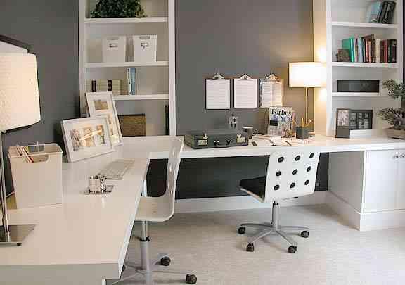 Crea tu despacho en casa en 5 pasos for Escritorio despacho