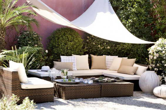 Decoraci n chill out para tu terraza o jard n for Decoracion jardin chill out