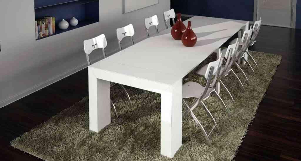 Ventajas de tener una mesa de comedor grande