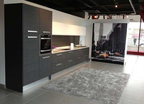 Different types of kitchen furniture