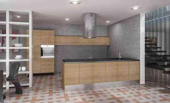 Muebles lujosos o muebles clásicos para tu cocina