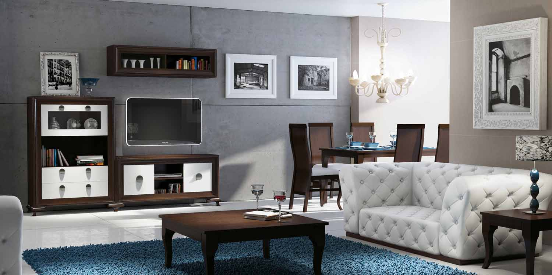 Qu Mobiliario Se Necesita En Un Sal N # Muebles Murales