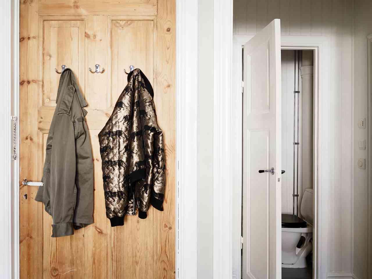 apartamento 32 metros - puerta