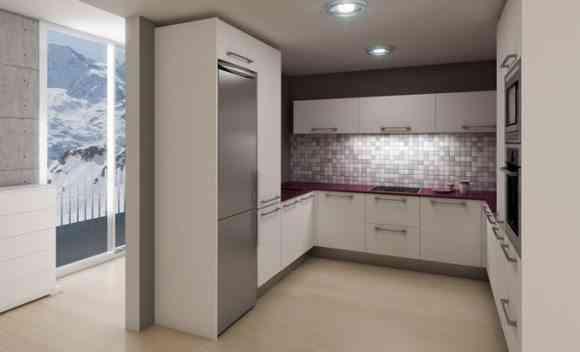 Aprovechar al máximo el espacio de tu cocina