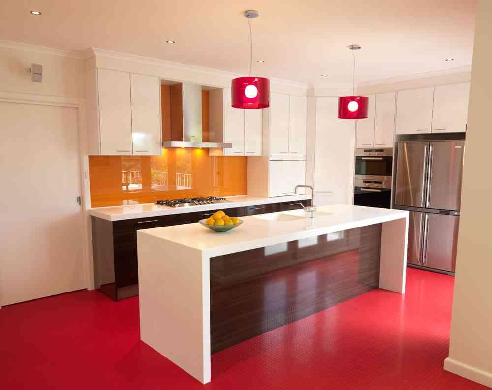 C mo dar vida a tu hogar con colores - Combinar color suelo y paredes ...