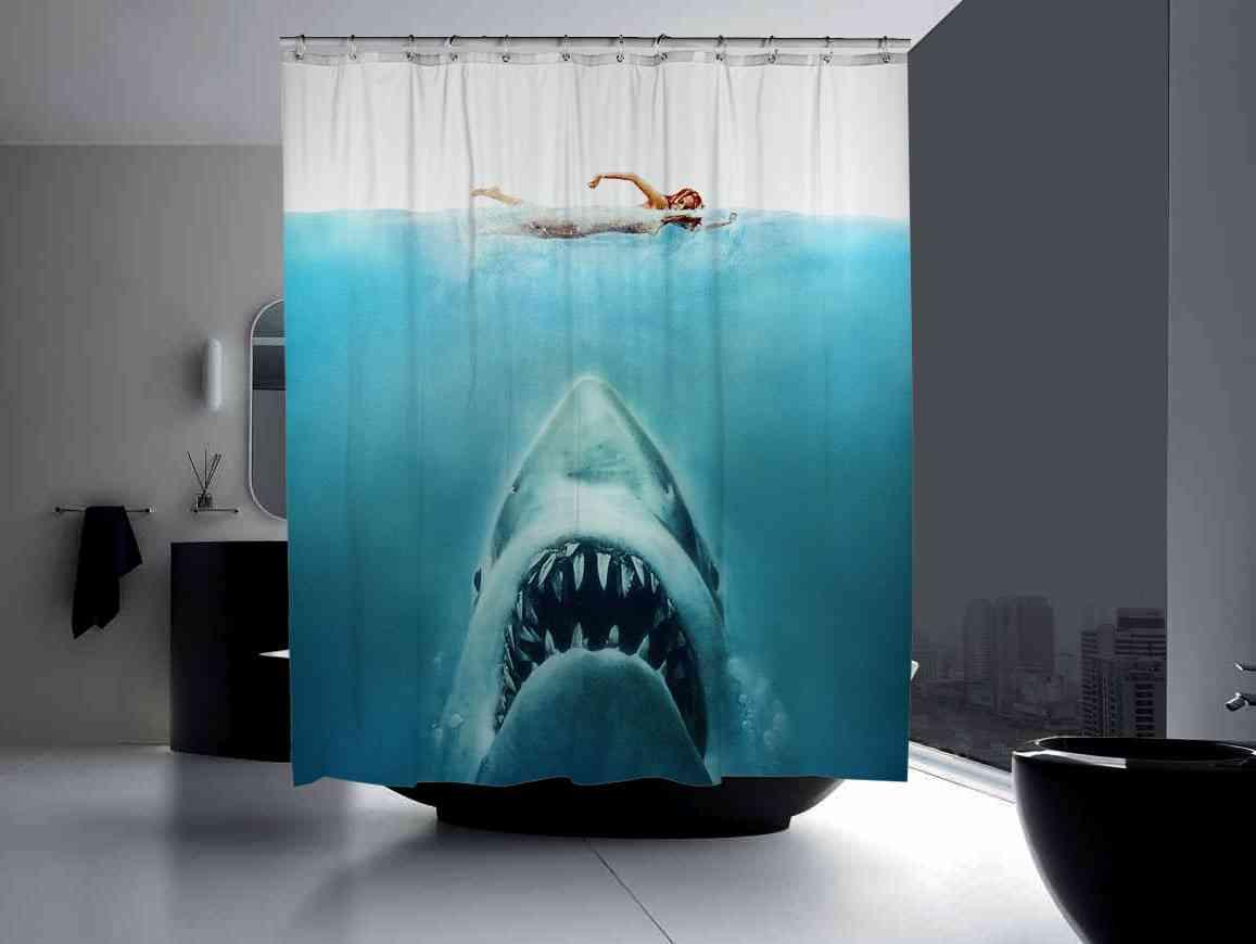 Originales cortinas de baño