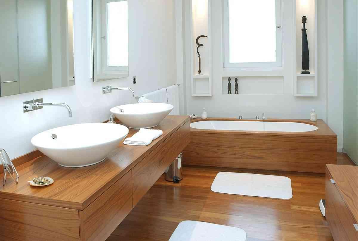 cuartos-de-bano-de-madera