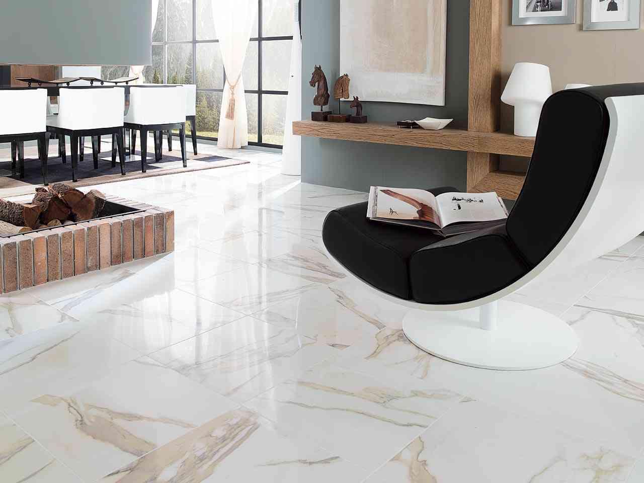 c mo dar brillo a suelos de cer mica opacos. Black Bedroom Furniture Sets. Home Design Ideas