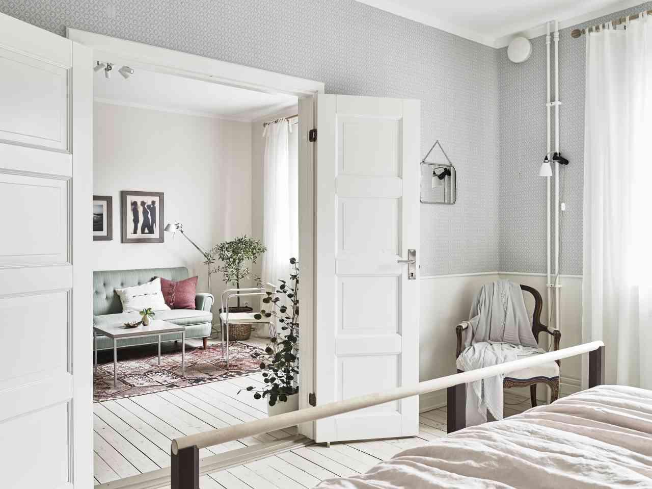 decoración de interiores - casa - salon - dormitorio
