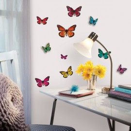 Decorar Con Mariposas Nuestros Espacios