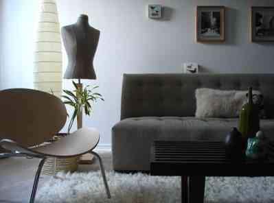 decorar los espacios con nuestros muebles