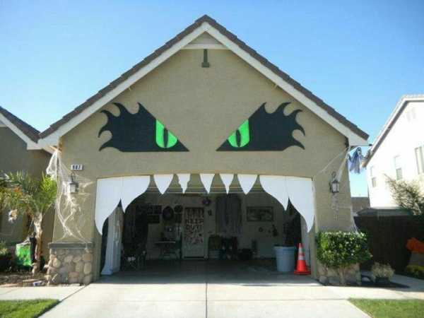 Ideas originales para decorar el exterior de tu casa en Halloween