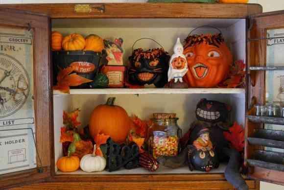 Pautas para decorar en Halloween