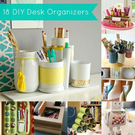 ideas para crear organizadores