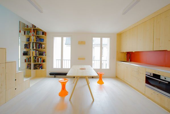 pequeño apartamento paris 35m 15