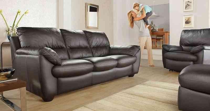 Los sof s de cuero - Los mejores sofas de piel ...
