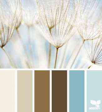 colores otoño para decorar