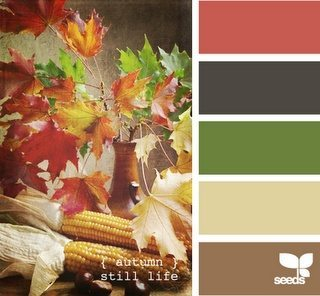 colores para decorar la cocina en otoño