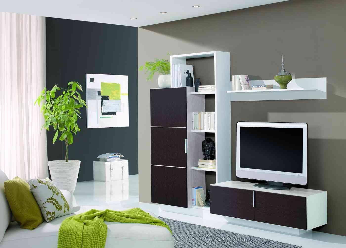 Consejos de color para tu decoraci n - Combinacion de colores para salones ...