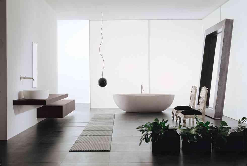 Ideas para embellecer el cuarto de baño moderno