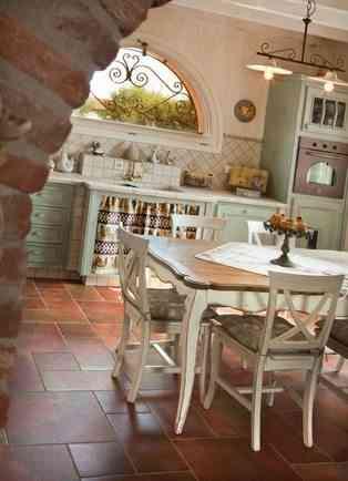 Decorar una cocina provenzal - Cocina estilo provenzal ...