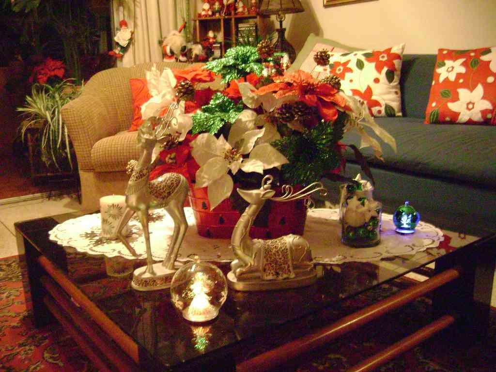 Decoraci n navide a para tu hogar for Decoracion navidena hogar