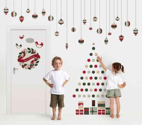 DIY - arbol de navidad de pagatina