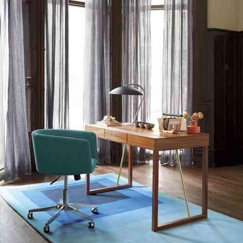 escritorio con cajones escondidos de diseño