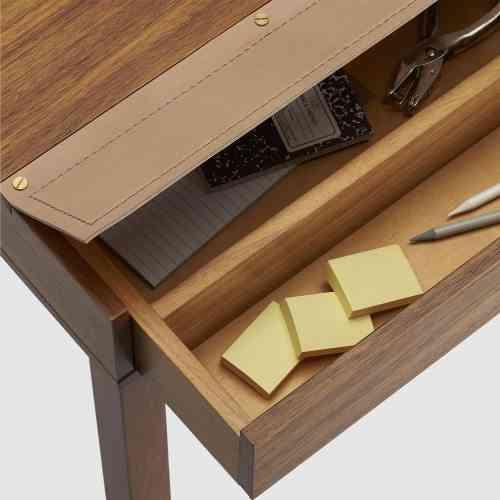 Escritorios con cajones de dise o for Diseno de muebles de escritorio
