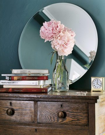 Espejo circular paso a paso for Espejos redondos para decorar