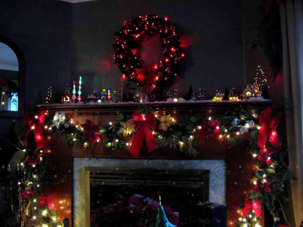 C mo colocar las luces de navidad - Decoracion de navidad 2014 ...