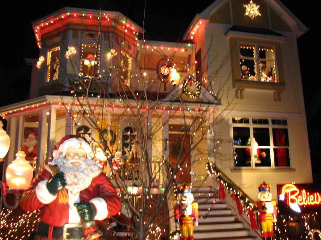 luces de Navidad 11
